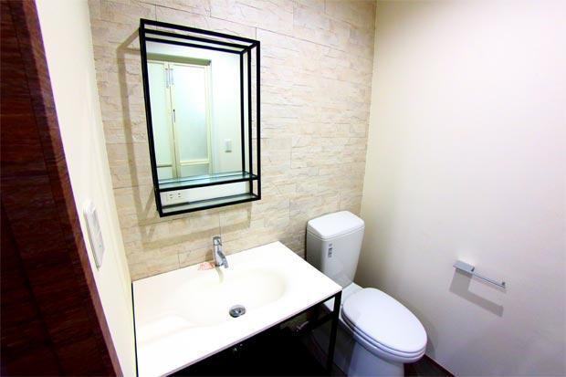 M+FLATS 711洗面トイレ