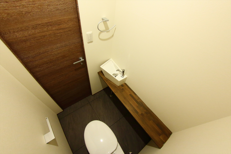 M+FLATS 715トイレ