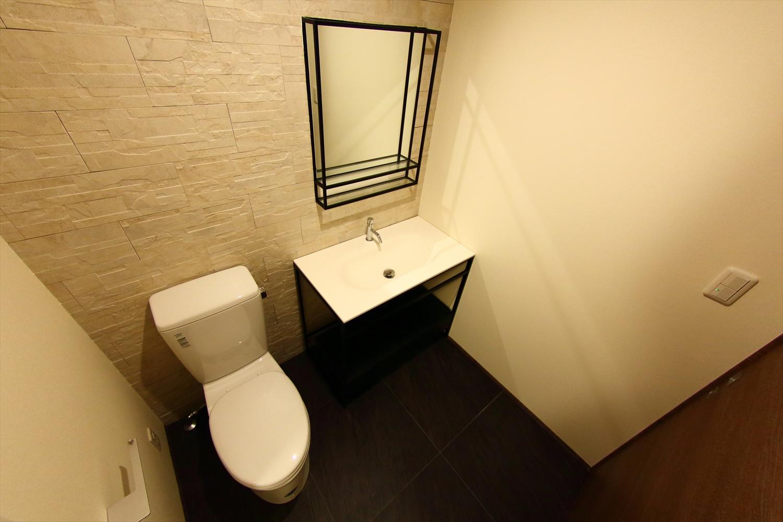 M+FLATS 716洗面トイレ